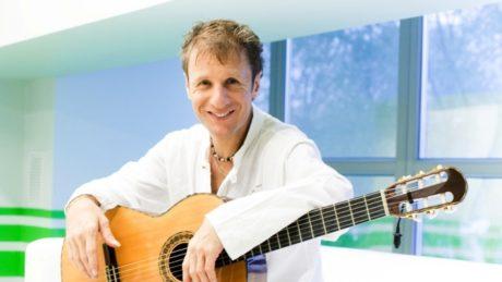Russian musician. Didulya. Naya Polo