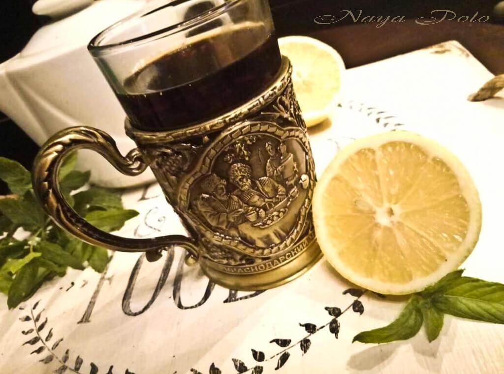 Tea party Naya Polo
